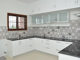 مطبخ تنفيذ Scale Inch Pvt. Ltd.
