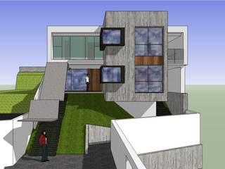 Casa en la Unión Casas de estilo minimalista de MARATEA estudio Minimalista