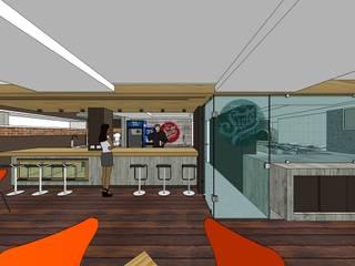 Sotano Siete | Pizza & Caffé (@sotanosiete) de MARATEA estudio Minimalista