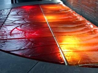 szklane, podświetlane posadzki W.Glass Studio Ściany i podłogiWykładziny ścienne i podłogowe