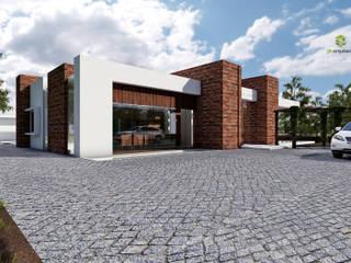3h arquitectos Moderne Häuser