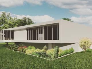 C Evi / C House Minimalist Evler Atölye AS Mimarlık Minimalist