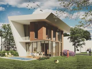 NB Evi / NB House Modern Evler Atölye AS Mimarlık Modern