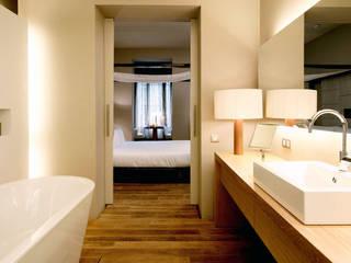 Las habitaciones del Hotel Omm:  de estilo  de Hotel Omm