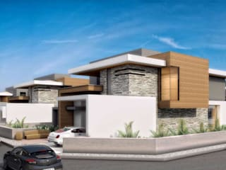 Modern houses by VERO CONCEPT MİMARLIK Modern