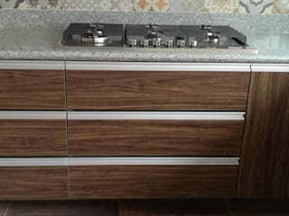 Casa Jerez Cocinas modernas de DODA Arquitectura + Diseño Moderno