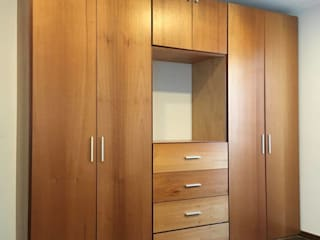 Casa Refugio Dormitorios modernos de DODA Arquitectura + Diseño Moderno