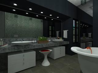 حمام تنفيذ N.A. ARQUITECTURA