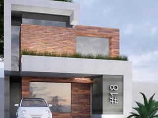 Moderne Häuser von EBA Architecture & Desing Modern