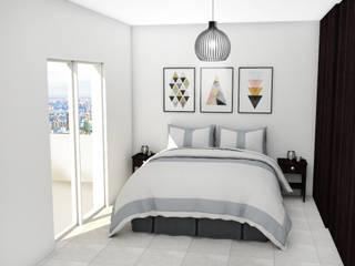 Bedroom by JACH, Modern