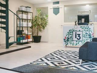 ingelmo 3: Oficinas y Tiendas de estilo  de Pilar Molina