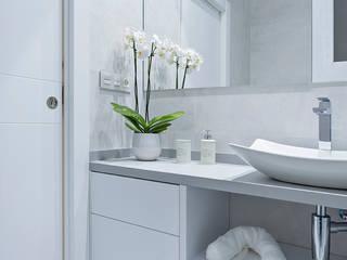 Minimalist style bathroom by PL Architecture Minimalist