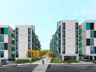 von BONINI OHOSEKI | arquitetura e paisagismo