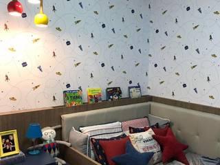ISADORA MARTEL interiores Chambre d'enfant moderne