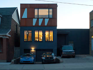 Elgin Loft Modern houses by Solares Architecture Modern