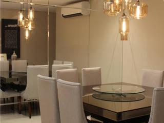 Esszimmer von Estúdio DG Arquitetura, Modern