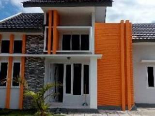 Merpati Residence Homeproperty.ID Rumah Minimalis Batu Bata Yellow