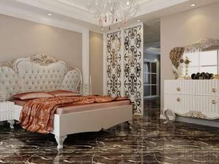 İmparator Yatak Odası Evgör Mobilya Klasik