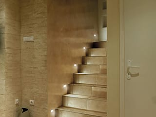 Modern Corridor, Hallway and Staircase by Polthera Trading Co. Modern