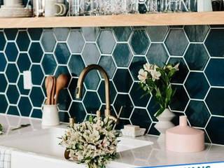 Cocinas modernas: Ideas, imágenes y decoración de Antalya Fayans Ustası - 0 546 737 07 38 Moderno