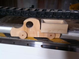 cnc krc makina – AHŞAP OYUNCAK: minimalist tarz , Minimalist