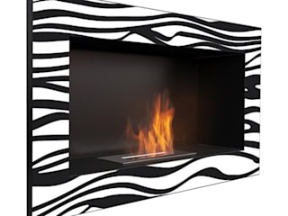 El Club del Fuego Living roomAccessories & decoration Sắt / thép Multicolored