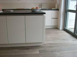 Stumpf Parkett GmbH Oficinas y tiendas de estilo ecléctico Madera Gris