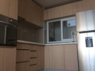Remodelación de cocina N.Muebles Diseños Limitada