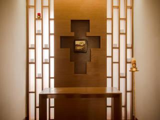 Capela: Escritórios  por Studio MAR Arquitetura e Urbanismo,Moderno