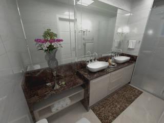 Apartamento Vale dos Reis por DRG ARQUITETURA Eclético