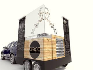 Food truck.:  de estilo  por PROCESOLAB