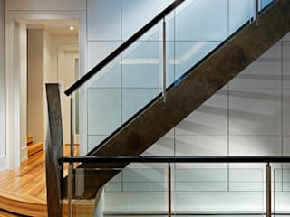 走廊 & 玄關 by Douglas Design Studio, 現代風