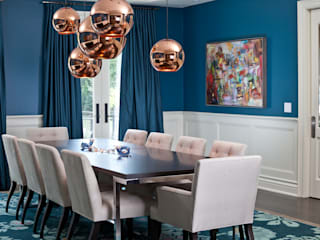Modern dining room by Douglas Design Studio Modern