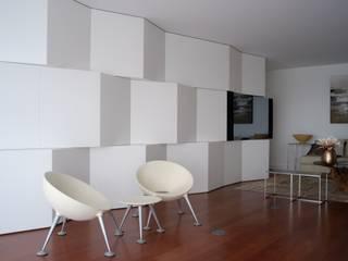 Salon minimaliste par Criat Unipessoal Lda Minimaliste
