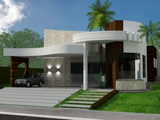 Houses by Appoint Arquitetura e Engenharia, Modern