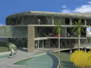 Obra institucional: Escritórios  por Appoint Arquitetura e Engenharia,Minimalista