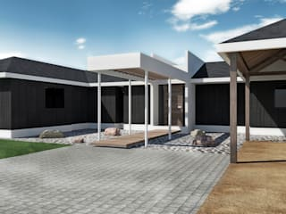 Houses by NEF Arq.