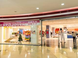 vinilos decorativos Centros comerciales de estilo moderno de Vinilos Casa Moderno