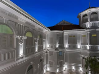 Macalister Mansion Modern hotels by MinistryofDesign Modern