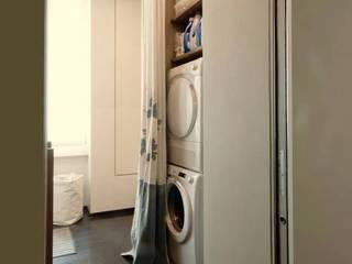 homify Ванна кімната Бежевий