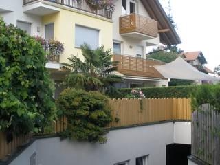 Casa unifamiliare Appiano sulla strada del Vino Case moderne di melle-metzen architects Moderno