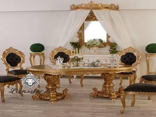 Luxus Esszimmer:  Häuser von Lionsstar GmbH