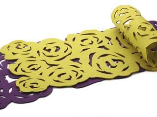 Rose serweta: styl , w kategorii  zaprojektowany przez boogie