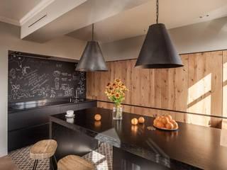 Kitchen Hampstead Design Hub ห้องครัว
