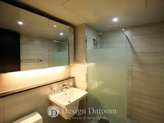 Modern bathroom by Design Daroom 디자인다룸 Modern