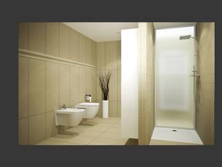 Mediterranean style bathrooms by Schucker | Krumm Innenarchitektur Mediterranean