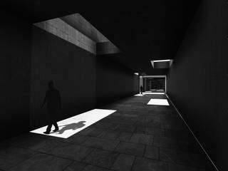 VACIO ESTEREOTOMICO UN ARTICULADOR ESPACIAL:  de estilo  por G4 Arquitectura Integral