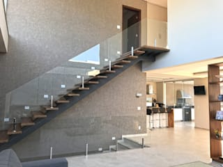 Koridor & Tangga Modern Oleh ILHA ARQUITETURA Modern