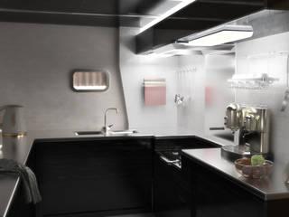 Interior Design: Yacht & Jet in stile  di PAGLIANITI