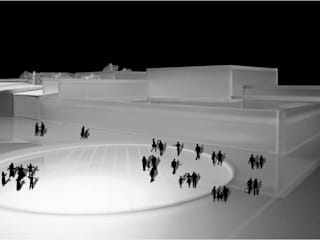 LUZ Y SOMBRA COMO ENSAMBLE DE ARQUETIPOS:  de estilo  por G4 Arquitectura Integral